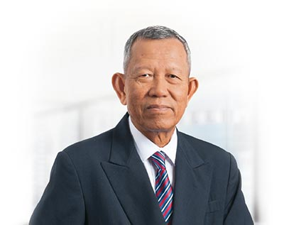 Md Yusof Bin Hussin Independent Non-Executive Chairman