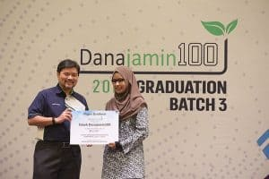 Danajamin100 Batch 3 Graduation Ceremony